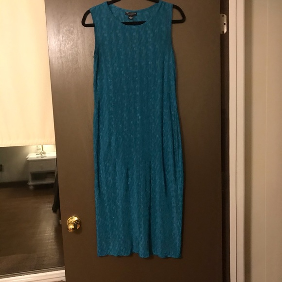 connected apparel Dresses & Skirts - Teal dress